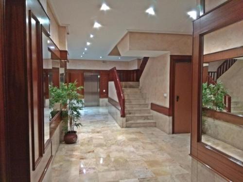 Vstupní hala nebo recepce v ubytování Apartamento Plaza Perillana