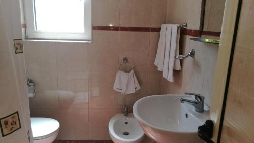 Баня в Family Hotel Mimosa