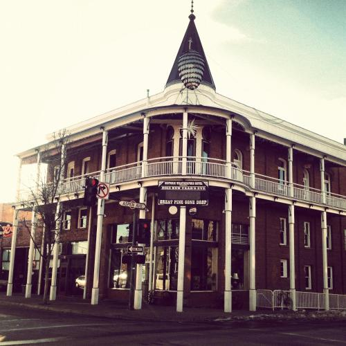 Weatherford Hotel, Flagstaff, AZ - Booking.com