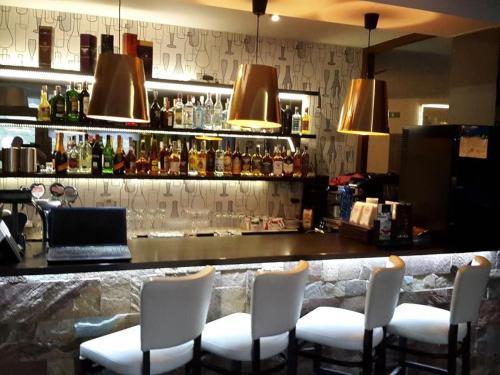 Lounge alebo bar v ubytovaní Apartment 20 Kamzík Donovaly