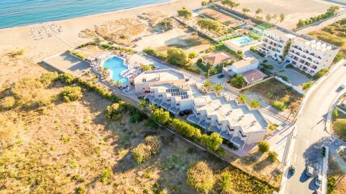 Άποψη από ψηλά του Akti Corali Hotel