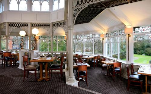 A restaurant or other place to eat at Macdonald Kilhey Court Hotel & Spa