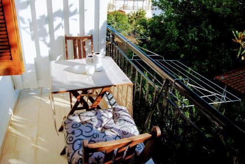 Μπαλκόνι ή βεράντα στο Fotinos House Skiathos