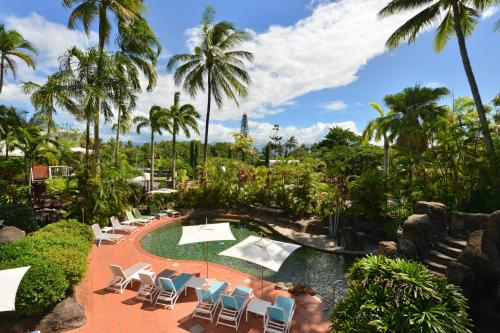 A view of the pool at Seascape Holidays - Club Trop or nearby