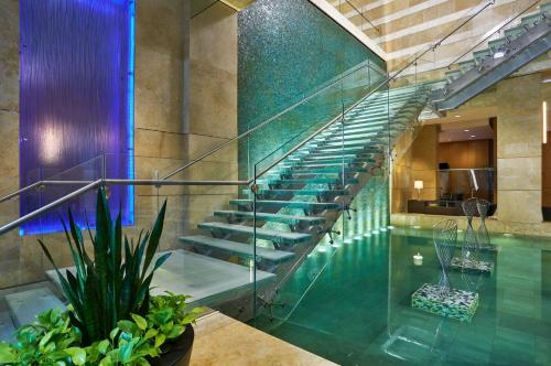 The swimming pool at or near The Westin Virginia Beach Town Center