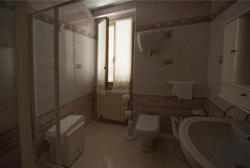 Bagno di Hotel Athena