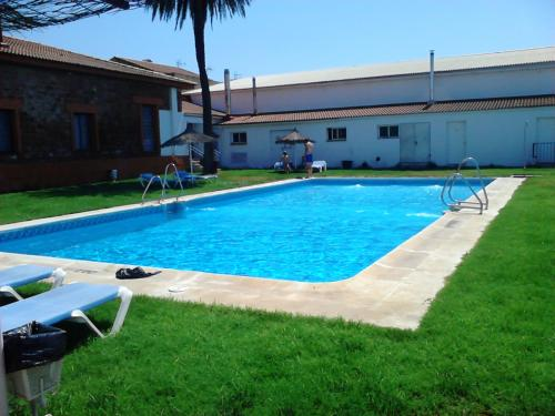 The swimming pool at or near Gran Hotel & Spa