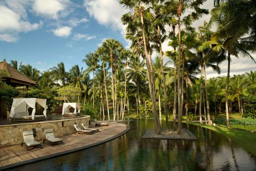 The swimming pool at or near The Ubud Village Resort & Spa