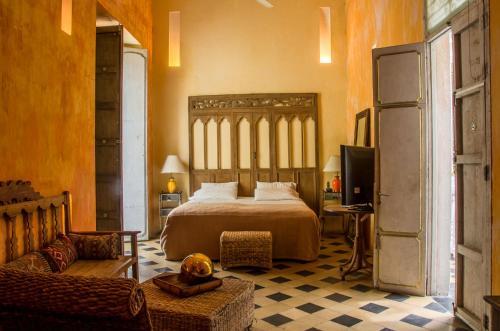 Un ou plusieurs lits dans un hébergement de l'établissement La Passion by Masaya