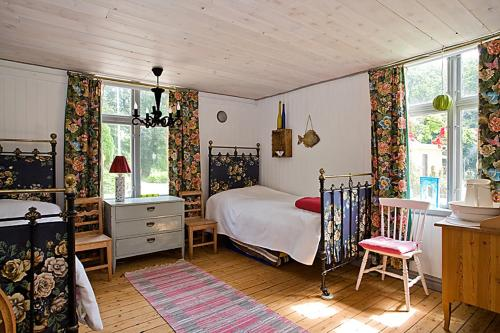 A bed or beds in a room at Berte Bed&Breakfast