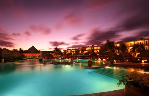 The swimming pool at or close to The Reserve at Paradisus Punta Cana - All Inclusive