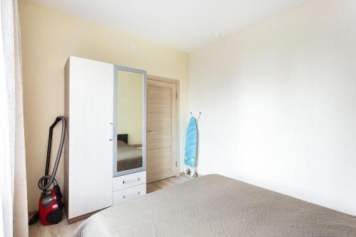 Кровать или кровати в номере Apartment Comfort 32
