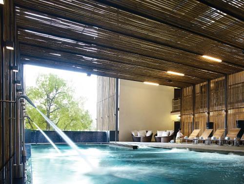 The swimming pool at or near Hotel Maya Kuala Lumpur