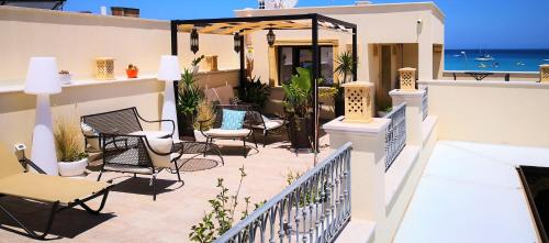 Balcone o terrazza di RIAD - Comfort Rooms