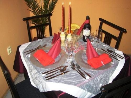 Restaurace v ubytování UBYTOVNA U HUBERTA - ZNOJMO centrum