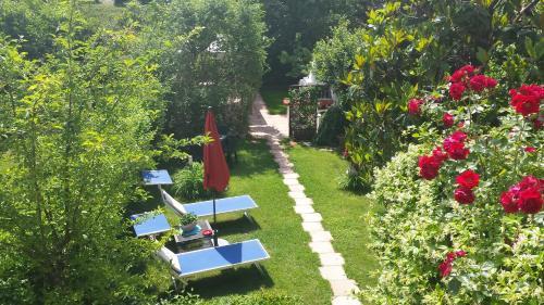 Giardino di Bed & Breakfast Ma Maison