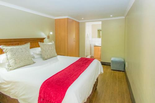 Un ou plusieurs lits dans un hébergement de l'établissement Dunkeld Country & Equestrian Estate