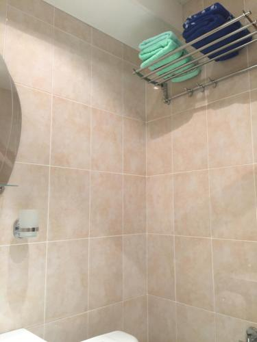 A bathroom at Apartment on Lenina 8