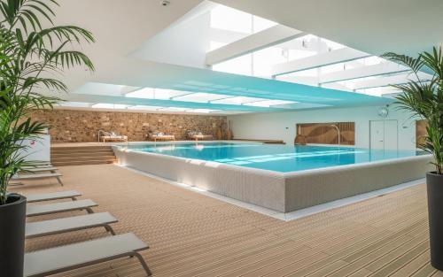 The swimming pool at or near Adriana Hvar Spa Hotel