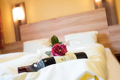 Nápoje v ubytování Hotel Schladmingerhof