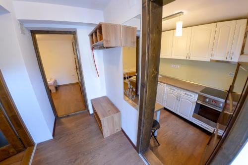 A kitchen or kitchenette at Casa Adela