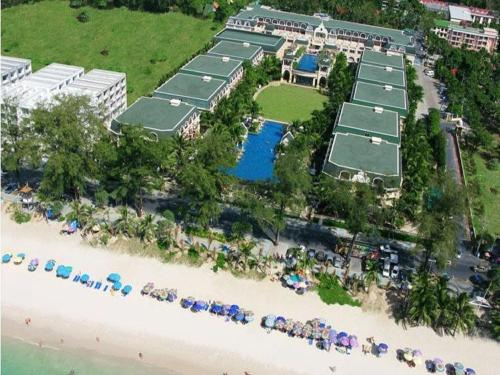 A bird's-eye view of Phuket Graceland Resort and Spa