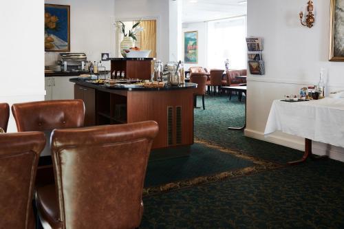 Ресторан / где поесть в Milling Hotel Ansgar