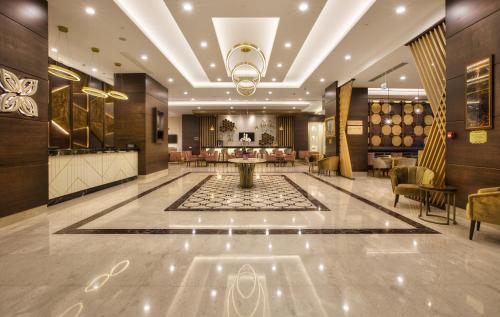 منطقة الاستقبال أو اللوبي في Hilton Garden Inn Isparta