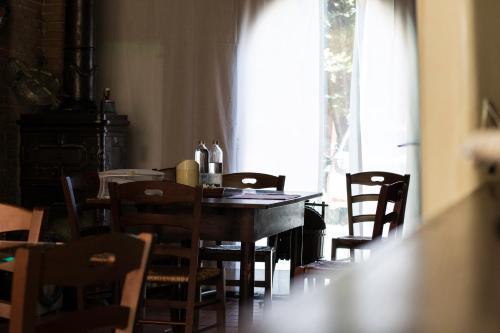 Ristorante o altro punto ristoro di Locanda Casa Motta
