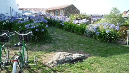 A garden outside Chambres d'hôtes - Chez Stephane