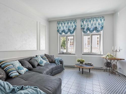 Posezení v ubytování Apartman Ludmila
