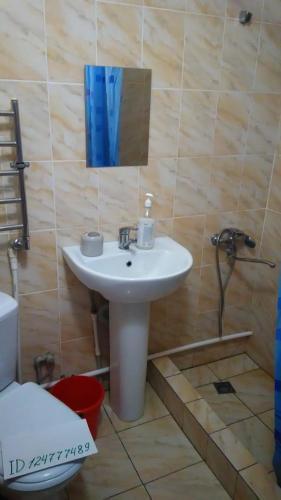 """Ванная комната в """"на Шмидта"""""""