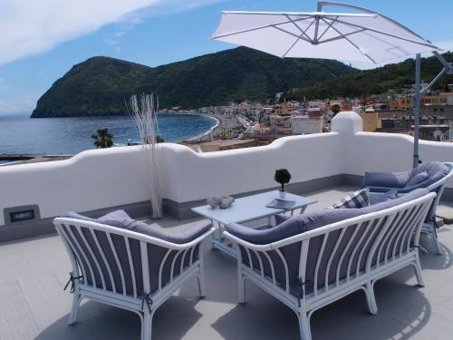 Pietra Pomice Hotel Lipari, Italy