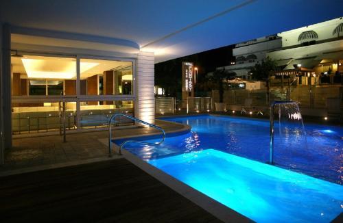 Hotel Fantasy Riccione, Italy