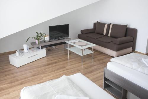 Posedenie v ubytovaní Olla apartmány