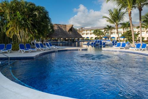 The swimming pool at or near Grand Memories Punta Cana - All Inclusive