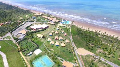A bird's-eye view of Makai Resort All Inclusive Convention Aracaju