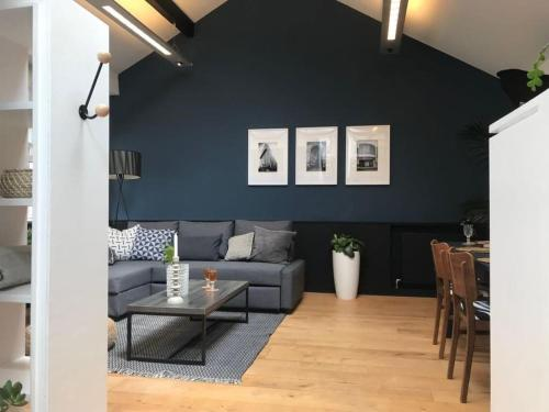 A seating area at Loft Conversion in Northern Quarter