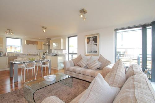 Oxfordshire Living - Central Oxford - Luxury Penthouse Apartment