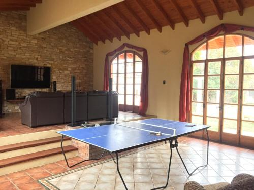 Ping-pong facilities at John's Home on Wine Route or nearby