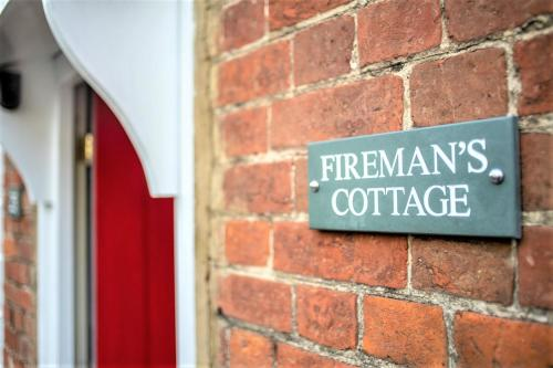 Fireman's Cottage- Contractors and Key workers welcome