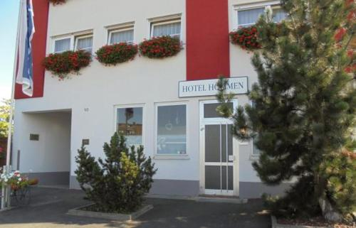 Hotel-Pension Hommen