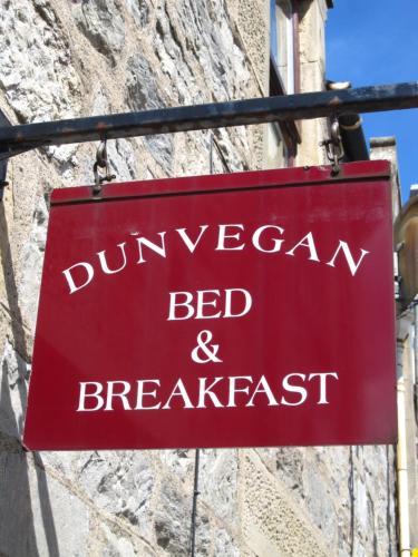 Dunvegan B and B