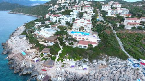 A bird's-eye view of Lukka Exclusive Hotel – Adult Only +12
