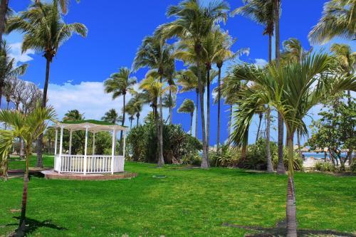 Сад в Gran Caribe Puntarena playa Caleta