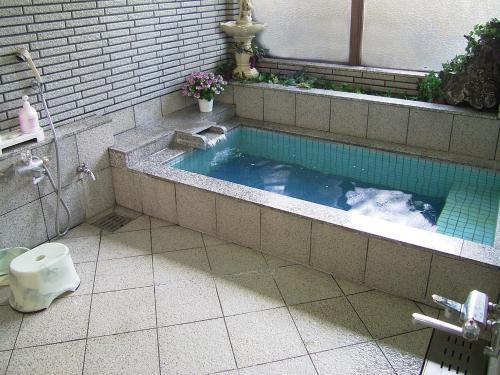 The swimming pool at or close to Kikuya