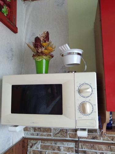 Телевизор и/или развлекательный центр в Абажур