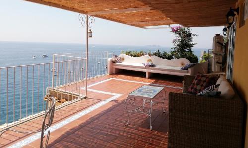 Balcone o terrazza di Casa Caldiero #6