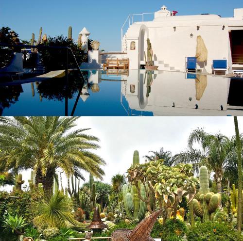 Het zwembad bij of vlak bij Villa Ravino Aparthotel