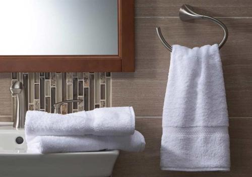 Ванная комната в Отель Арго